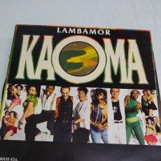 Discos de vinilo: KAOMA – LAMBAMOR. Lote 181477620