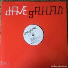 Discos de vinilo: DAVE GAHAN - BOTTLE LIVING . MAXI SINGLE . 2003 UK - DEPECHE MODE . Lote 181478977