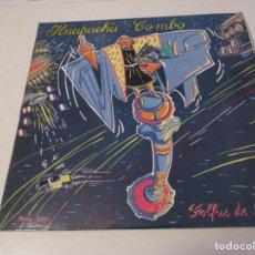 Discos de vinilo: DISCO VINILO. HUAPACHA COMBO. GOLFUS DE BROMA.. Lote 181480762