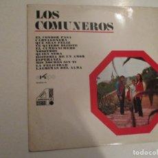Discos de vinilo: DISCO VINILO. LOS COMUNEROS. EL CONDOR PASA. CARTAGENERA.EL CUMBANCHERO..... Lote 181481178