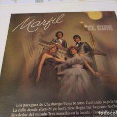 Discos de vinilo: DISCO VINILO. MARFIL. EL CINE. Lote 181483852