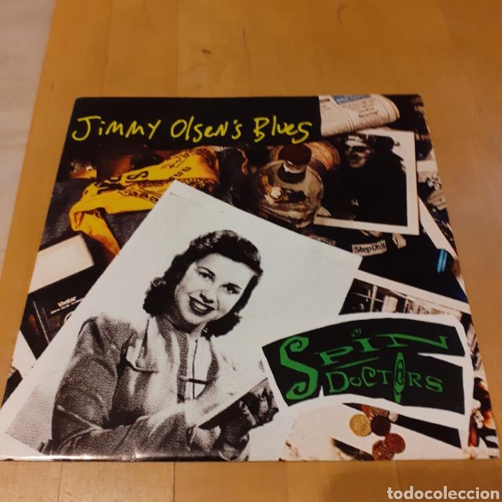 SPIN DOCTORS 45RPM JIMMY OLSEN'S BLUES 1993 SONY PROMO (Música - Discos - Singles Vinilo - Pop - Rock Internacional de los 90 a la actualidad)
