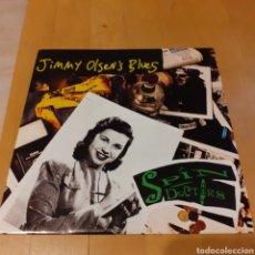 Discos de vinilo: SPIN DOCTORS 45RPM JIMMY OLSEN'S BLUES 1993 SONY PROMO. Lote 181490111