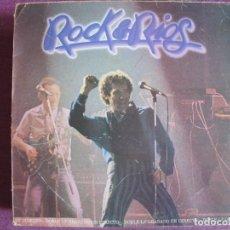 Discos de vinilo: LP - MIGUEL RIOS - ROCK AND RIOS (DOBLE DISCO, SPAIN, POLYDOR 1982). Lote 181497120
