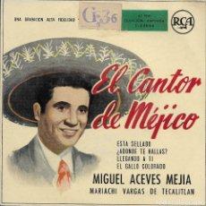Discos de vinilo: MIGUEL ACEVES MEJIA ESTA SELLADO RCA . Lote 181506911