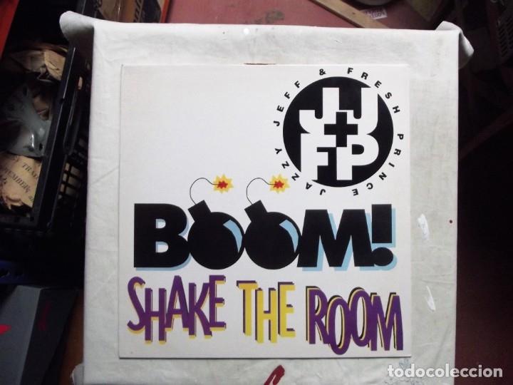 BOOM ! SHAKE THE ROOM LP VINILO (Música - Discos - LP Vinilo - Otros estilos)