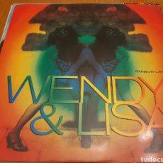 Discos de vinilo: DISCO VINILO MAXI WENDY & LISA. Lote 181514666