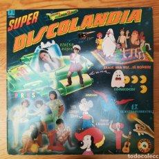 Discos de vinilo: DISCO VINILO SUPER DISCOLANDIA. Lote 181524720