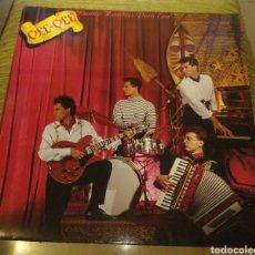 Discos de vinilo: OLÉ OLÉ - CUATRO HOMBRES PARA EVA. Lote 181525740