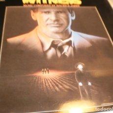 Discos de vinilo: LP WITNESS. MAURICE JARRE. VINILO 1985 SPAIN (PROBADO Y BIEN, SEMINUEVO). Lote 181526205