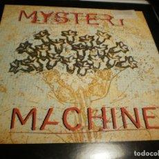 Discos de vinilo: MAXI SINGLE MYSTERY MACHINE. STAIN. NETWERK EUROPE 1992 (PROBADO Y BIEN, SEMINUEVO). Lote 181527091