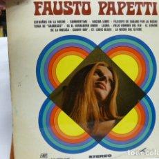 Discos de vinilo: FAUSTO PAPETTI -LP-. Lote 181538911