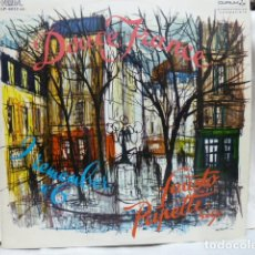 Discos de vinilo: FAUSTO PAPETTI -DOUCE FRANCE-LP-. Lote 181539076