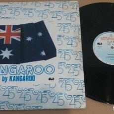 Discos de vinilo: KANGAROO / MAXI-SINGLE 12 INCH. Lote 181552625
