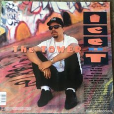 Discos de vinilo: ICE-T - LIFESTYLES OF THE RICH AND INFAMOUS . MAXI SINGLE . 1991 USA . Lote 181563126