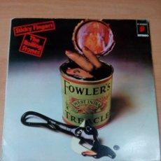 Discos de vinilo: THE ROLLING STONES - LP STICKY FINGERS - BUEN ESTADO- EDICIÓN ESPAÑOLA - INCLUYE ENCARTE -VER FOTOS . Lote 181582225