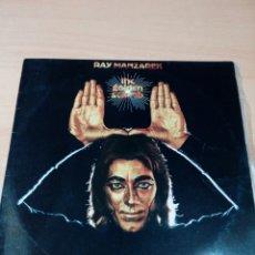 Discos de vinilo: RAY MANZAREK - LP THE GOLDEN SCARAB - BUEN ESTADO - -VER FOTOS. Lote 181585096