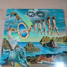 Discos de vinilo: THE DOORS - LP FULL CIRCLE - CARPETA ABIERTA - BUEN ESTADO -LEER -VER FOTOS. Lote 181585680