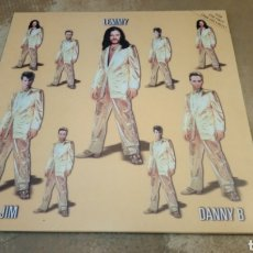 Discos de vinilo: LEMMY, SLIM JIM & DANNY B. MOTÖRHEAD - LP VINILO NUEVO -. Lote 181590448