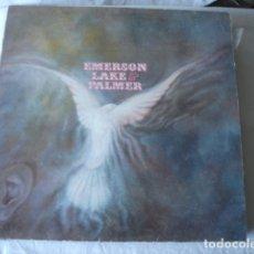 Discos de vinilo: EMERSON, LAKE & PALMER EMERSON, LAKE & PALMER. Lote 181590505