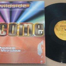 Discos de vinilo: WILDSIDE / 2 BECOME 1 / MAXI-SINGLE 12 INCH. Lote 181592182