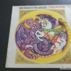 Disques de vinyle: BOB MARLEY - CONFRONTATION . Lote 181598091