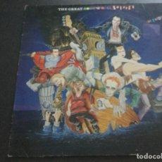 Discos de vinilo: SEX PISTOLS - THE GREAT ROCK N ROLL SWINDLE . Lote 181599035