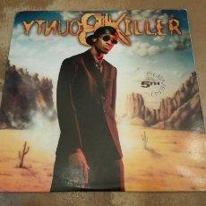 Discos de vinilo: BOUNTY KILLER–5TH ELEMENT . LP VINILO 1998.. Lote 181599236