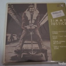 Discos de vinilo: SINGLE - JIMMY JUSTICE / GREEN LEAVES OF SUMMER, DONT SAY THAT AGAIN / PYEP 2054. Lote 181605375
