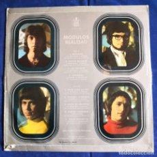 Discos de vinilo: LP .- MODULOS.- REALIDAD. Lote 181609815