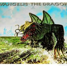 Discos de vinilo: V164 - VANGELIS. THE DRAGON. LP VINILO. Lote 181610526