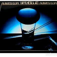 Discos de vinilo: V166 - VANGELIS. ALBEDO 0.39. LP VINILO. Lote 181611477