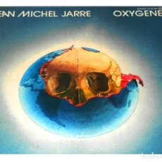 Discos de vinilo: V173 - JEAN MICHEL JARRE. OXYGENE. LP VINILO. Lote 181617325