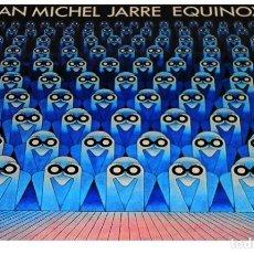 Discos de vinilo: V174 - JEAN MICHEL JARRE. EQUINOXE. LP VINILO. Lote 181618432