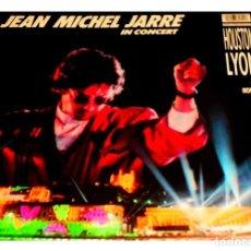 Discos de vinilo: V176 - JEAN MICHEL JARRE. EN CONCERT HOUSTON LYON. LP VINILO. Lote 181619632