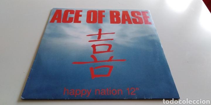 ACE OF BASE HAPPY NATION (Música - Discos de Vinilo - Maxi Singles - Pop - Rock Extranjero de los 90 a la actualidad)