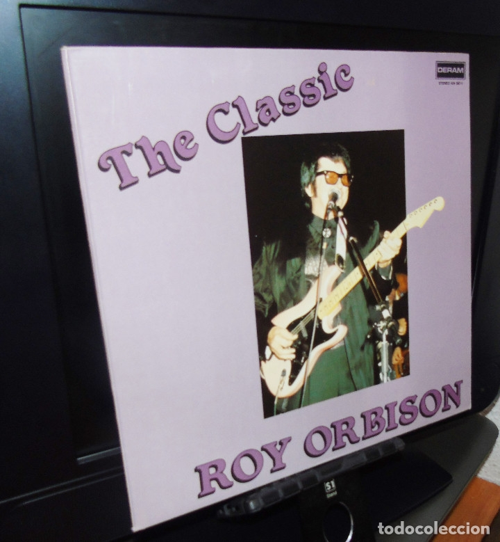 Discos de vinilo: ROY ORBISON ---THE CLASIC ----- MINT ( M ) - Foto 8 - 181634528