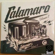 Discos de vinilo: ANDRÉS CALAMARO * 2LP VINILO 180G + CD * VOLUMEN 11 * PRECINTADO. Lote 181649420