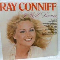 Discos de vinilo: RAY CONNIFF I WILL SURVIVE -LP. Lote 181687238