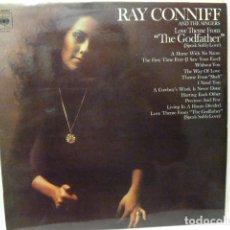Discos de vinilo: RAY CONNIFF - TEMA DEL PADRINO -LP. Lote 181687380