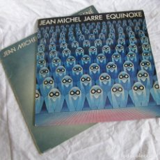 Discos de vinilo: 2 LPS JEAN MICHEL JARRE: OXIGENE + EQUINOXE. Lote 181751865