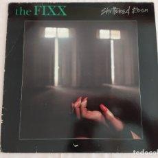 Discos de vinilo: THE FIXX – SHUTTERED ROOM. Lote 181766528