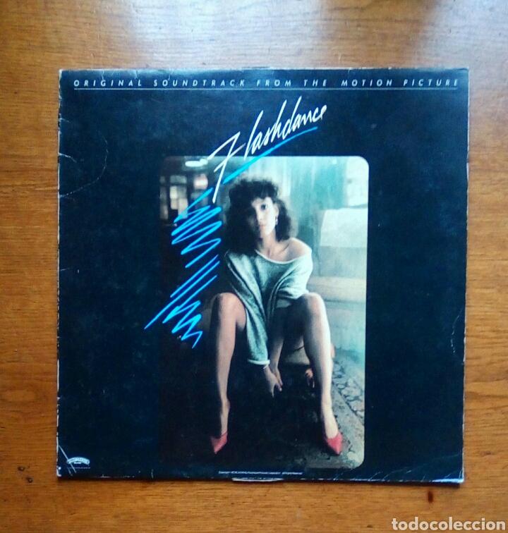 FLASHDANCE - ORIGINAL SOUNDTRACK..., CASABLANCA, 1983. SPAIN. (Música - Discos - LP Vinilo - Bandas Sonoras y Música de Actores )