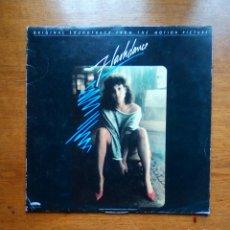 Discos de vinilo: FLASHDANCE - ORIGINAL SOUNDTRACK..., CASABLANCA, 1983. SPAIN.. Lote 181769078