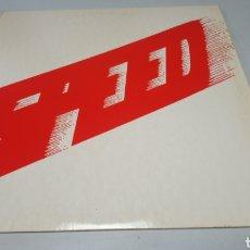 Discos de vinilo: SPEED - SPEED. LP VINILO DISCOS VICTORIA 1985 - RARE SPANISH PUNK. Lote 181783235
