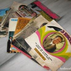 Discos de vinilo: LOTE DE 11 DISCOS SINGLES. MANOLO ESCOBAR.. Lote 181789176