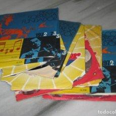 Discos de vinilo: LOTE DE 16 DISCOS SINGLE. DISCO SORPRESA FUNDADOR.. Lote 181791540