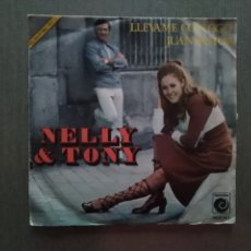 Discos de vinilo: SINGLE NELLY&TONI. Lote 181793320