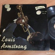 Discos de vinilo: LOUIS ARMSTRONG (WHEN YOU'RE SMILING) EP SPAIN 1961 (EPI04). Lote 181798013