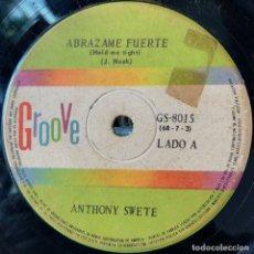 Discos de vinilo: DOS SENCILLOS ARGENTINOS DE ANTHONY SWETE AÑO 1969. Lote 57672759